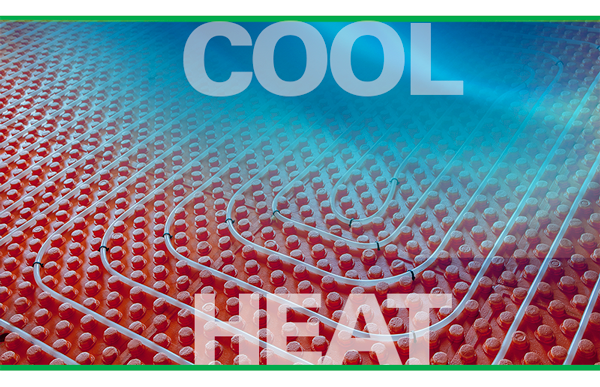 Staying warm with radiant heat from Air Comfort, Cedar Rapids, IA